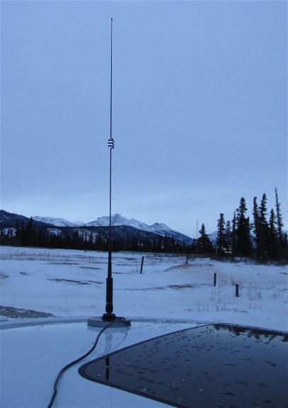 Alaska Ham Radio Adventure In Denali National Park