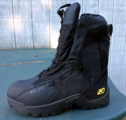 882c7fc0c Replacing my Wolverine leather boots for a pair of. Klim GTX Gore Tex  insolated Arctic Boots These boots look like they were made for Herman  Monster.
